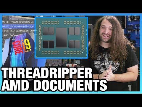 HW News - Threadripper 4- & 8-Channel Variant Leaks, Intel