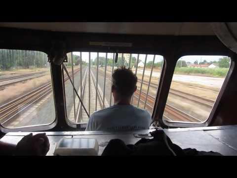 Árpád sínbusz - borvonat Balatonlellére