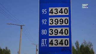 видео Цены на бензин в России начали расти
