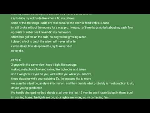 Ed Sherran Ft Devlin Lately Lyrics