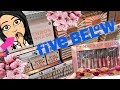 FIVE BELOW SHOPPING!!! *NEW* $5 CLOTHES + LOTS OF *NEW* MAKEUP FOR SPRING 2019!!!