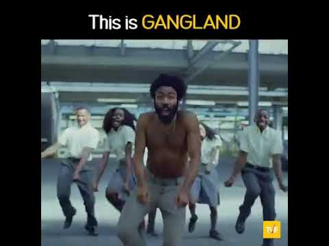 This is this is America song || with gangland audio || so funny 😂😂