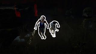 The sneakiest zombie ever - Dead By Daylight