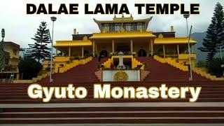 Gyuto Monastery and  Norbuling institute || Dharmshala || Himachal Pradesh