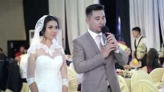 Свадебное видео в Алматы. Свадебный клип. Асхат и Фейруза 12 сентября(, 2015-10-09T13:01:27.000Z)