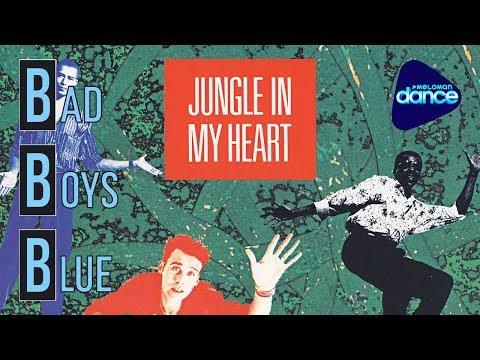 Bad Boys Blue  - Jungle In My Heart (1991) [Full-Length Maxi-Single]