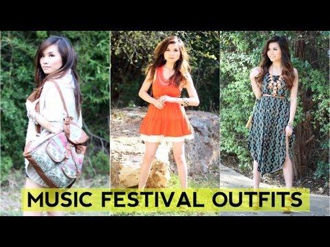 MUSIC FESTIVAL OUTFITS   Coachella SXSW   Miss Louie