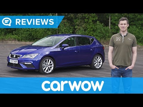 SEAT Leon 2018 in depth review Mat Watson Reviews