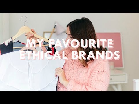 MY FAVOURITE ETHICAL BRANDS (PART 1)  | What Olivia Did