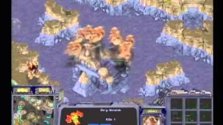 [2003.05.30] 2003 OLYMPUS배 온게임넷 스타리그 8강 A조 6경기 (신 개마고원) 홍진호(Zerg) vs 임요환(Terran)