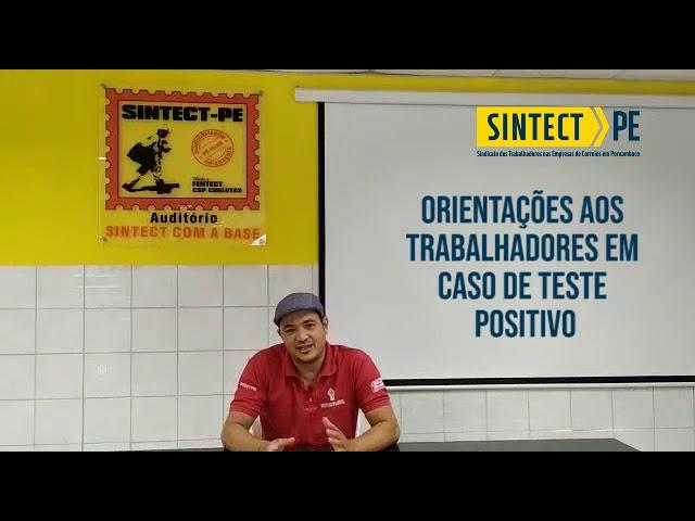 SINTECT-PE fala sobre medidas contra a COVID-19 e orienta trabalhadores