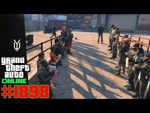 GTA 5 ONLINE #1898 So schnell hat man kein Geld Let`s Play GTA V Online PS4 YU91