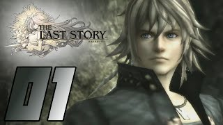 Let's Play The Last Story (Wii) Part 1 - STICK FLICKING ACTION!