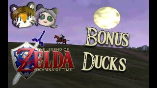 Legend of Zelda Ocarina of Time - Bonus Ducks - Ep. 46 - Nintendo 64