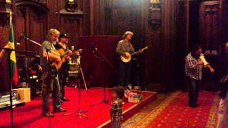 Rawhide at The City Hall of Brussels It