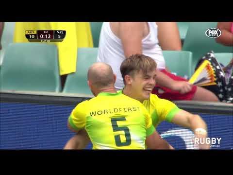 Australia Stuns New Zealand In Sydney Quarter-final