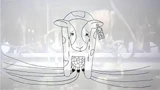 O Desenho da minha Vida: Uma Vaca na Indústria do Leite - vídeo do World of Vegan