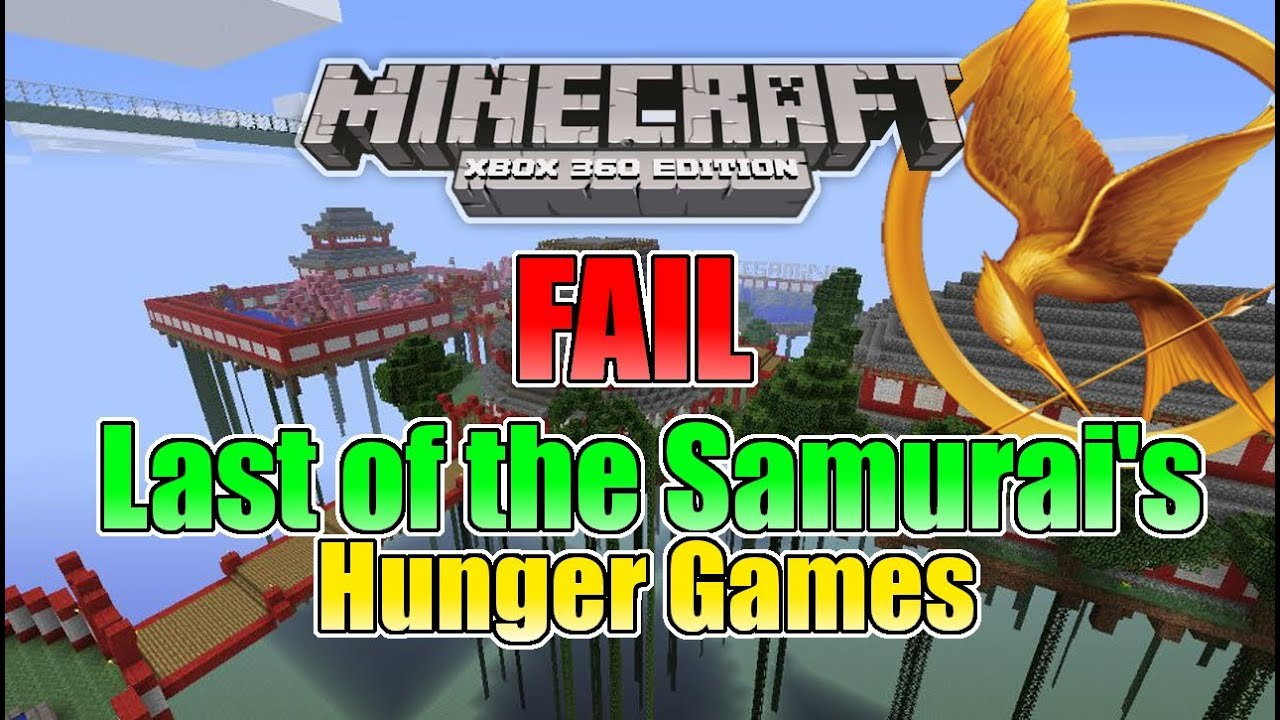 Xbox 360 Hunger Games : Minecraft xbox weewee plays hunger games w