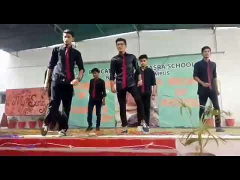 Nasra School Dance Video