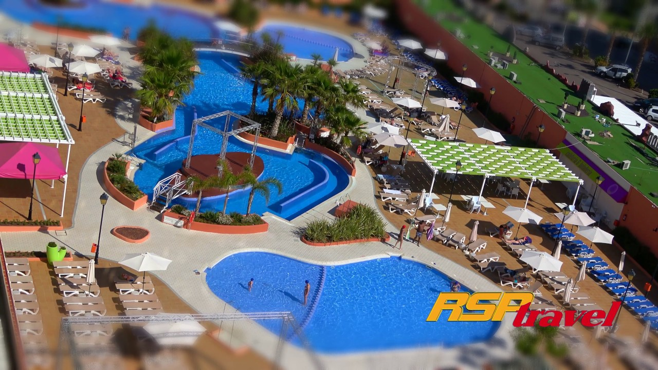 Rsp Travel Presents Holiday In Hotel Gran Duque 4 Marina D Or Spain Ultra Hd