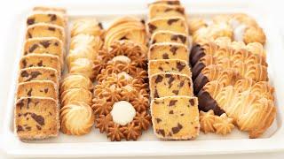 アイスボックスクッキーと絞り出しクッキーの作り方&ラッピング*バレンタイン cookie|HidaMari Cooking