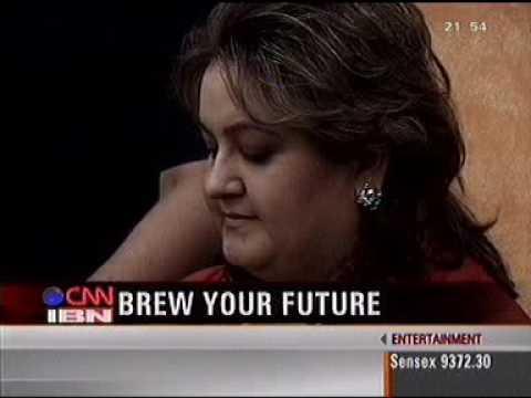 Coffee Reading by Poonam Sethi | Barista CNNIBN