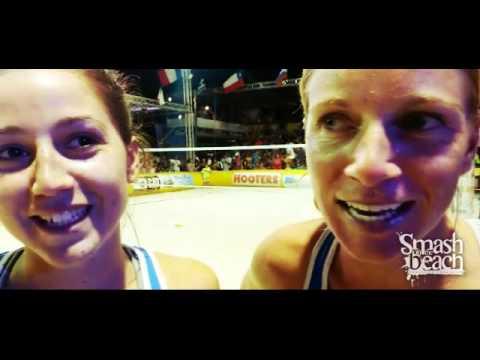 ITF ARUBA 2014: Camilla Ponti-Maraike Biglmaier