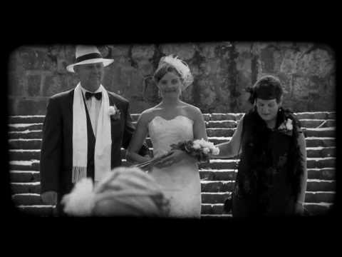 James & Sallys 1920s Wedding