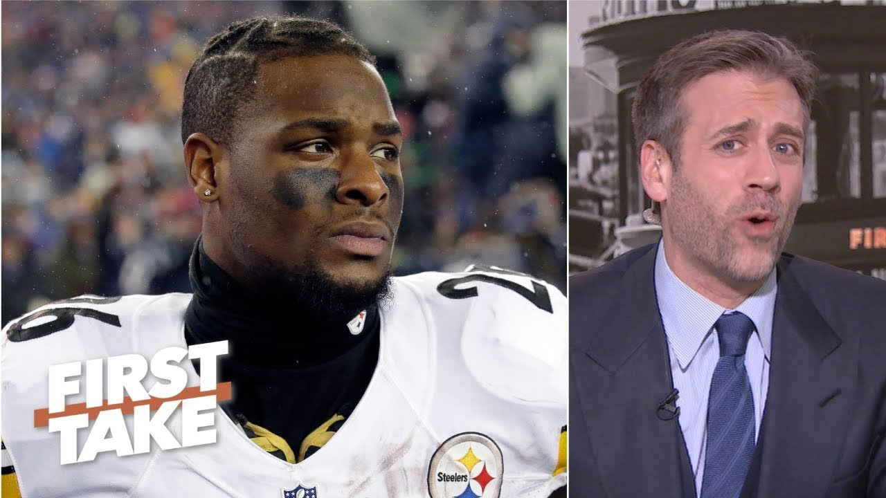 Pittsburgh Steelers' message to Le'Veon Bell failed - Max Kellerman   First Take