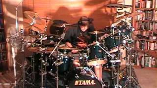 """Rush """"The Trees"""": New!!! Drums!!!"""