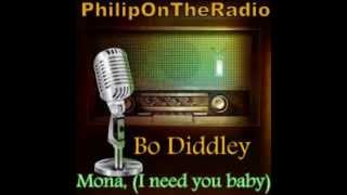 Mona I need you baby   Bo Diddley