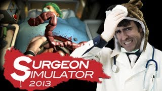 Surgeon Simulator 2013 Steam - Heart Breaking Performance