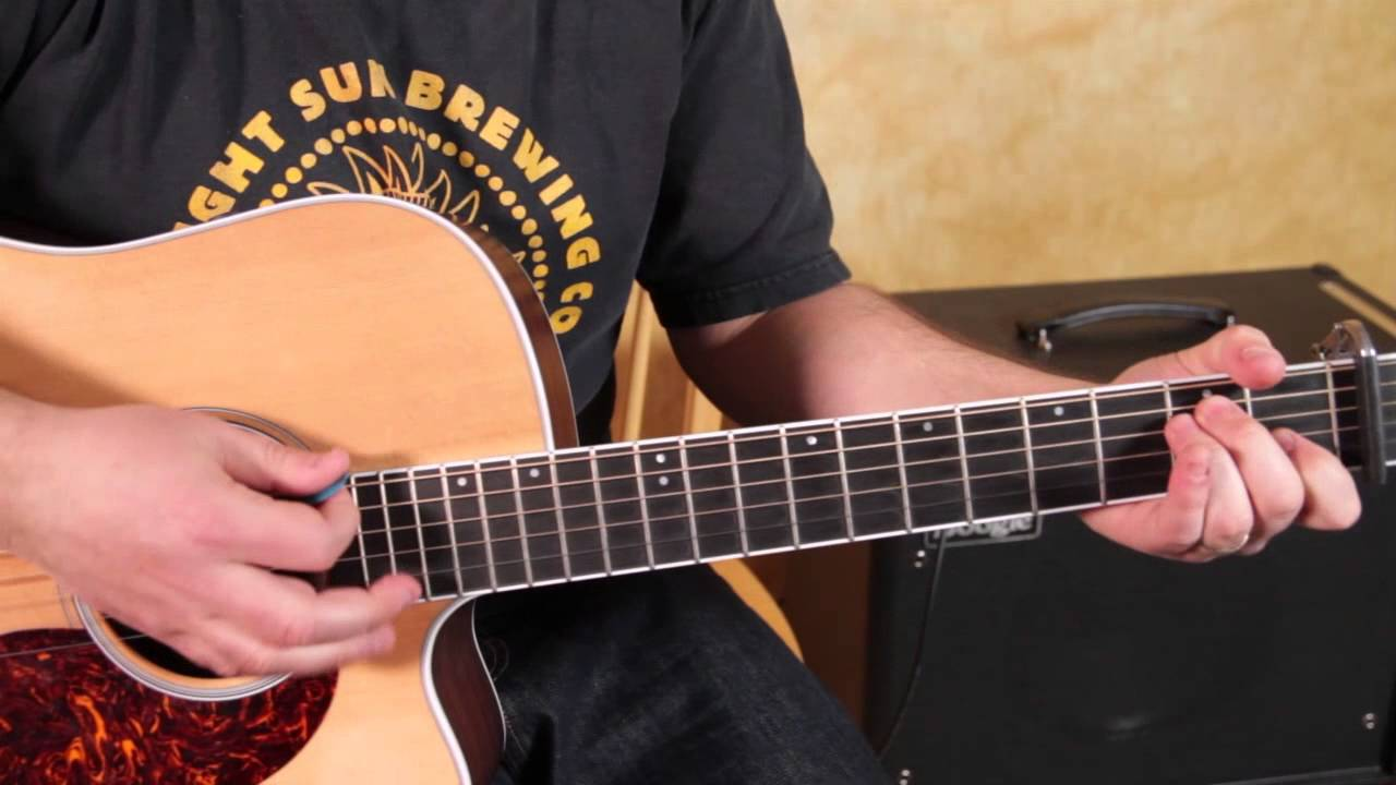 Pharrell Williams Happy How To Play On Guitar Guitar Lesson