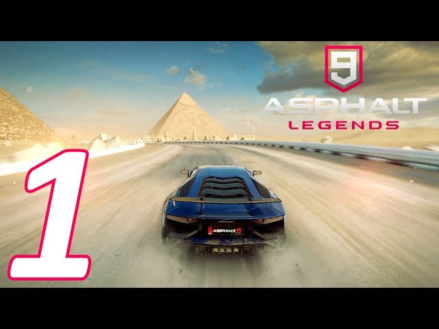 Asphalt 9: Legends On Your Windows / Mac PC – Download And Install