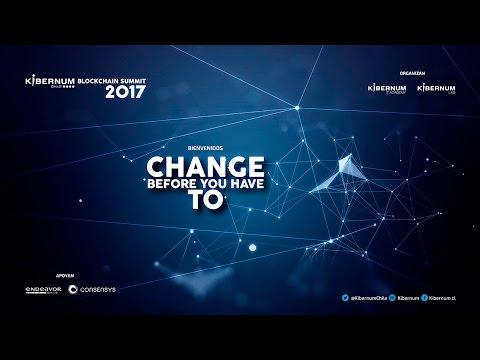 Kibernum Blockchain Summit Santiago 2017