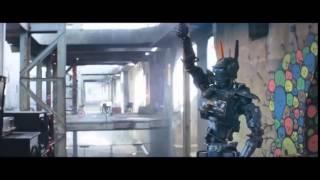 робот по имени Чаппи руский трейлер 2015