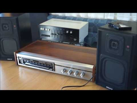 Hasler Excelsior stereo HIFI - sony APM 2000 - Hilo Musical