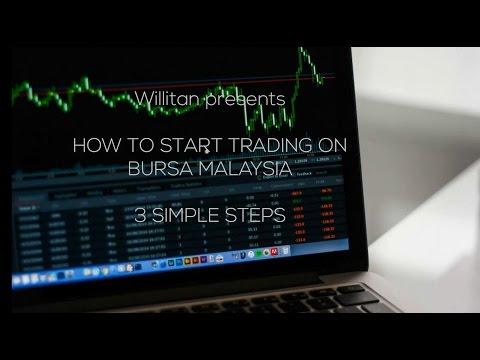 3 Simple Steps to Start Stock Investing on Bursa Malaysia (KLSE)