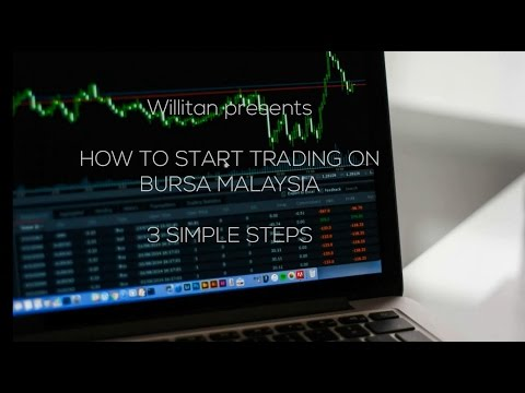 3 Simple Steps to Start Stock Investing on Bursa Malaysia (KLSE)