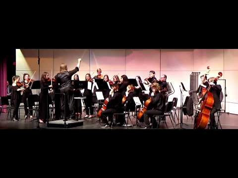 SAHS Camerata - Large Group Festival - April, 16, 2018