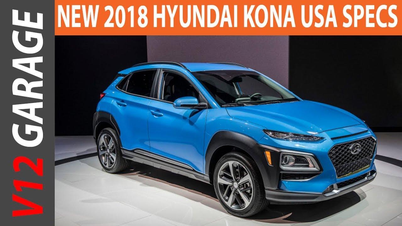 2018 Hyundai Kona: Design, Specs, Trims, Price >> 2018 Hyundai Kona Design Specs Trims Price 2020 Upcoming Car