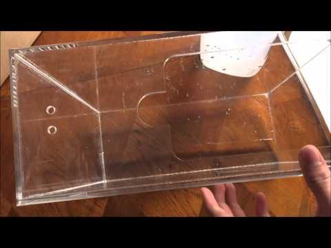 14 29 Gallon Biocube 5 Gallon Reservoir Youtube
