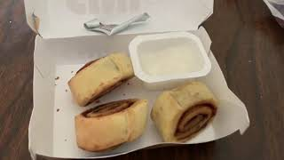 BK Burger King Ciniminis Review