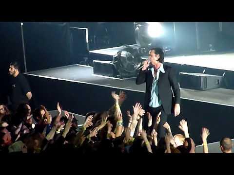 Nick Cave & The Bad Seeds - Tupelo - O2 Arena, London - September 2017