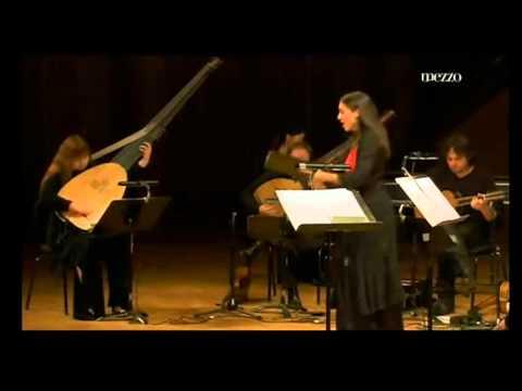 Claudio Monteverdi - Quel Sguardo Sdegnosetto (Nuria Rial with Arpeggiata)