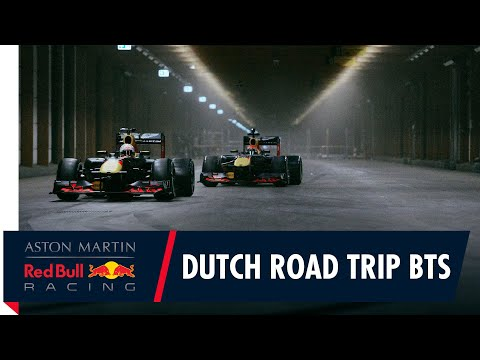 Behind The Scenes: Filming the Dutch Road Trip