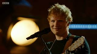 Ed Sheeran - The A Team (Live at the 2021 BBC Radio 1 Big Weekend Concert)