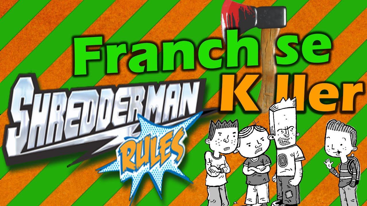 Download Franchise Killer- Shredderman Rules