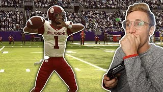 Sooners Kyler Murray Takes Over... College Football Tournament