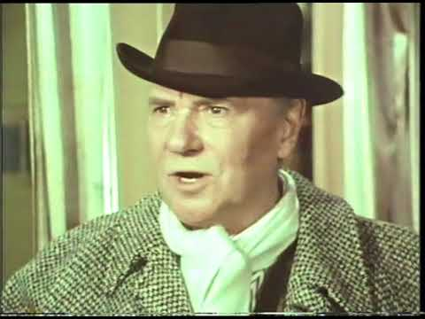 "Ralph Richardson - ""Acting is Partly Dreaming"""